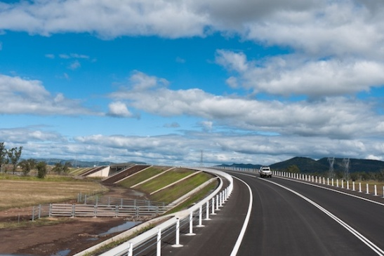 Gracemere Overpass2