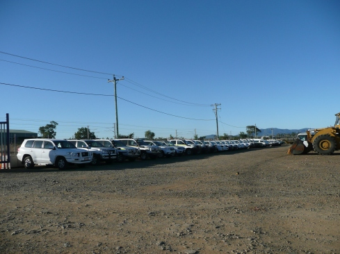 Great Selection of Vehicles up for Auction